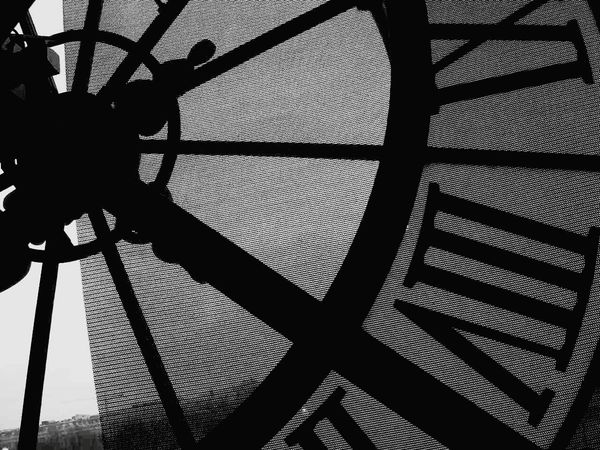No People Built Structure Architecture Indoors  Pattern Travel France Orsay Clock Time Photography EyeEmNewHere