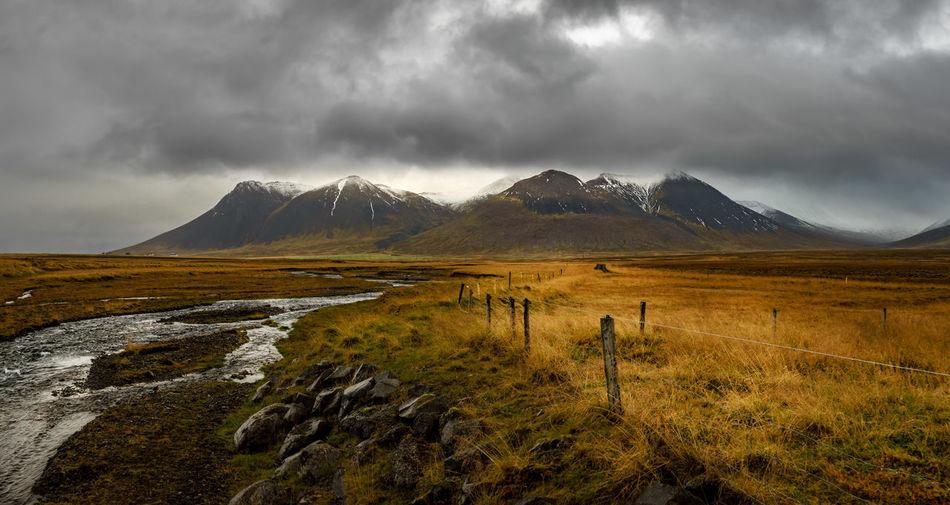 Iceland – Storm