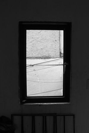 Architecture Indoors  No Escape No Love No People Wall Way I Feel Window
