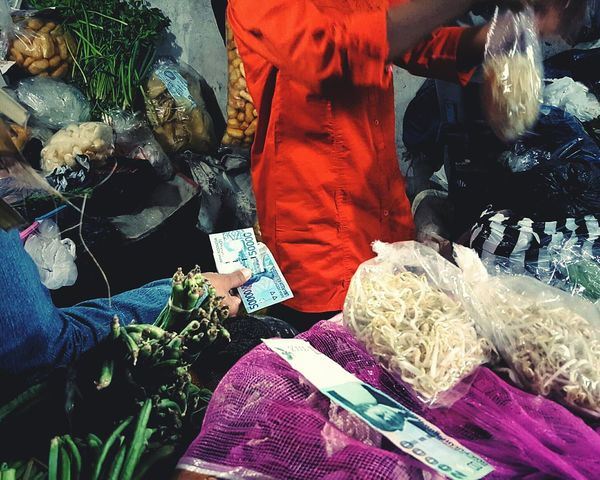 SHOW ME THE MONEY! Show Me The Money Fresh Photography INDONESIA Traditional Market Culture Of Indonesia Market Street Daily Life Objects Traditional Culture