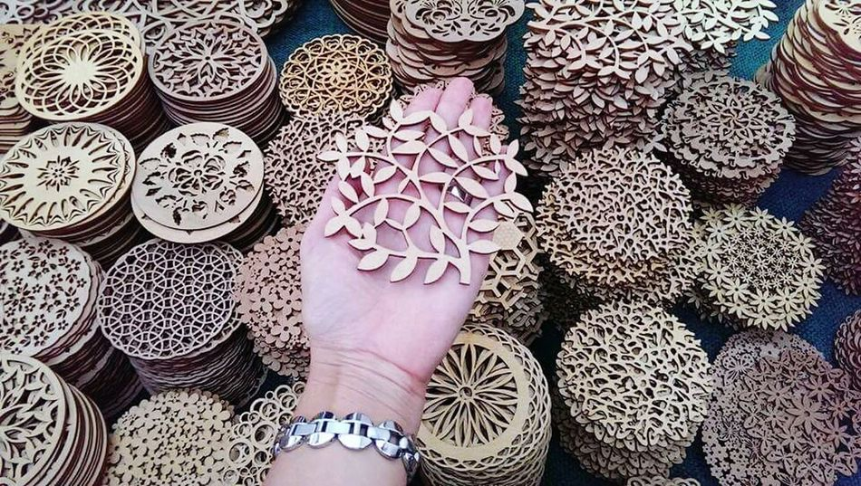 Wood - Material Wood Art Lithuanian Ethnography Designs Herbalovers Mandala Cutwood Lasercut Treeoflife Pattern Pieces Hand