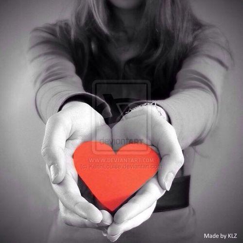 My heart belong to you