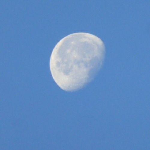 La Luna hoy. Lunalunera Moon Skylovers