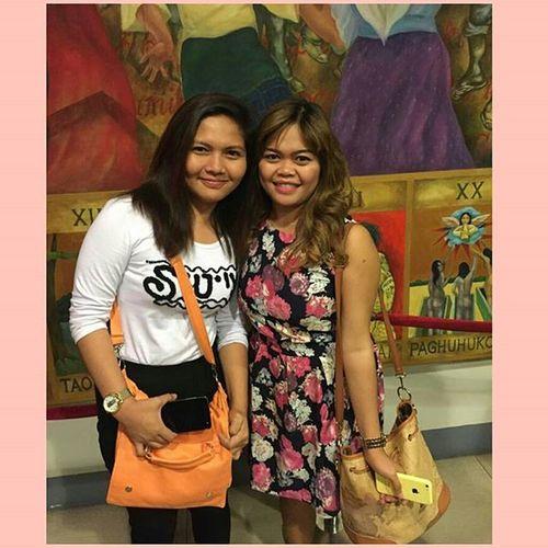 With Ms. Alora Sassam. 😋 Rakofaegis