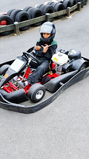 Childsplay Go Karting Check This Out Open Edit What I Value Son Youth Of Today