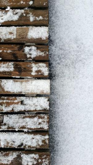 Wood Snow