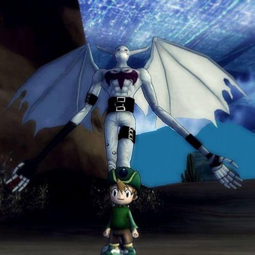 DigimonMasters Digimon KDmo Gamer Mmorpg Takeru