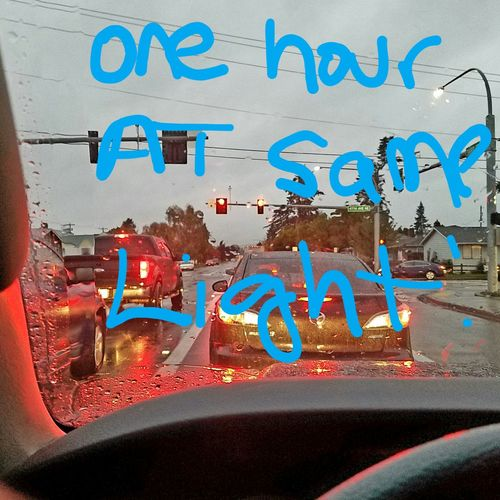 Washington State Marysville,WA Unedited The Purist The Week On Eyem Natural Pattern Rainy Day Eyeemphoto Hello World Taking Photos Traffic Jam one hour to go 7 miles. Grr