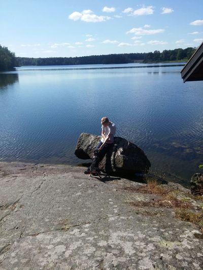 MySON♥ Lake Mydog♡