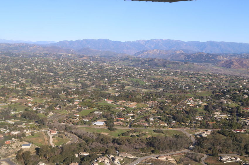 Aireal View Clear Sky Day Flying Landscape Landscapes Mid Air Mountain Nature Outdoors Southern California Summer
