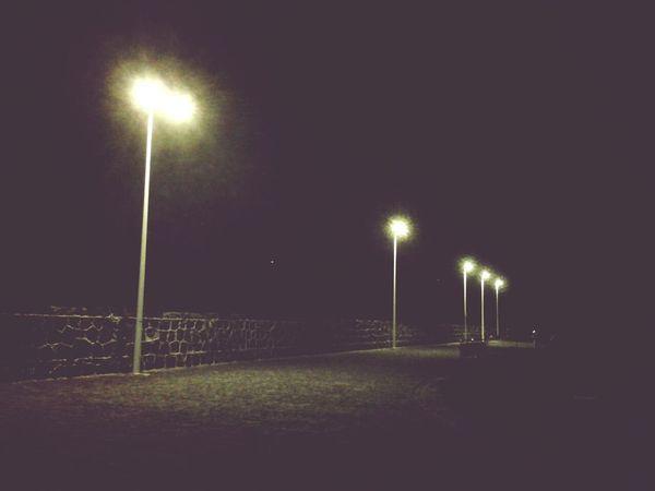 Night Lights Night Photography Streetphotography Darkness And Light Puerto de El Médano.
