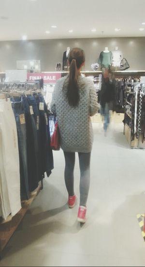 shopping with mum. So Tried Shenyang JoyCity