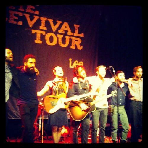 Revival Tour 2012