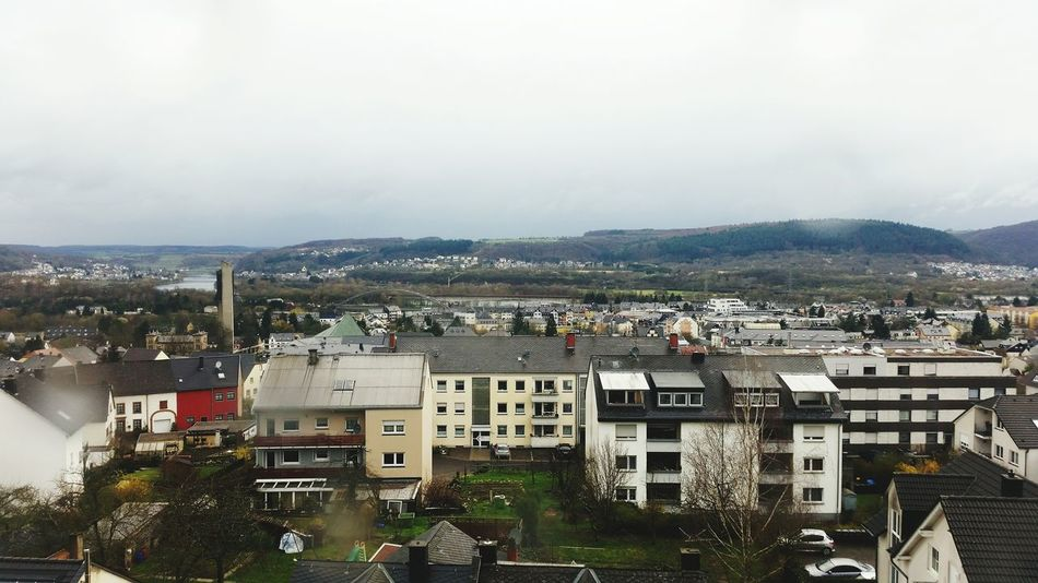 Landscapes With WhiteWall Konz Germany Landscape Valley Rainy Day