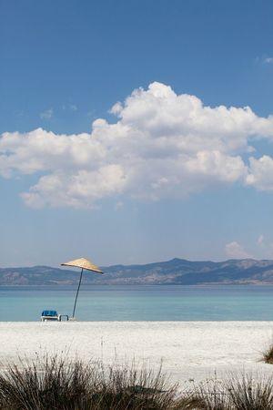 Turkey Salda Lake Burdur