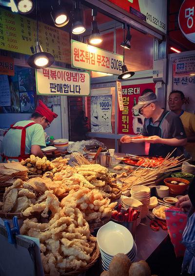 In Busan 😀