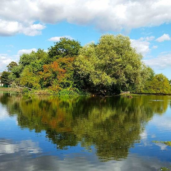 Hull Hullcity Cityofculture  Eastpark Sun Summer Clouds Photography Cloudy Lake Scenesofyorkshire Sunny Bluesky