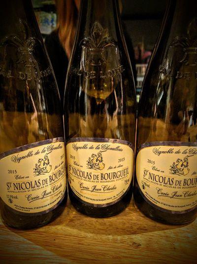 Wine French Loire Valley St Nicolas Val De Loire Vin