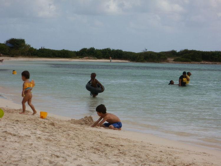 Beach Children Of The World Males  My Year My View Sand Sea Swimming Water