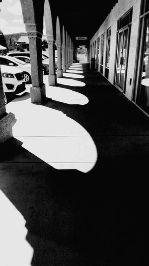 Shadow No People The Way Forward Outdoors Day Blackandwhite Welcome To Black The Architect - 2017 EyeEm Awards Breathing Space