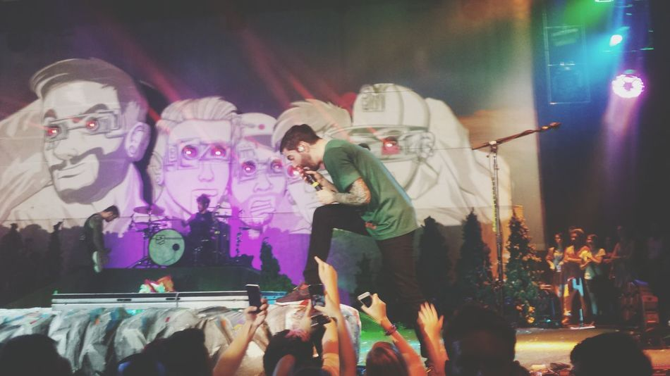 These are my babies ♡ ADTR. ADTR Parksanddevastationtour A Day To Remember Parks And Devastation Tour