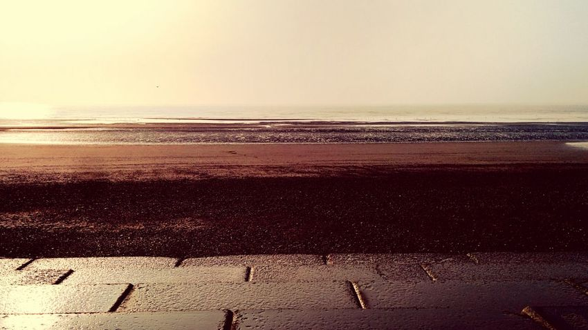 Hanging Out Taking Photos Relaxing at Dymchurch Beach