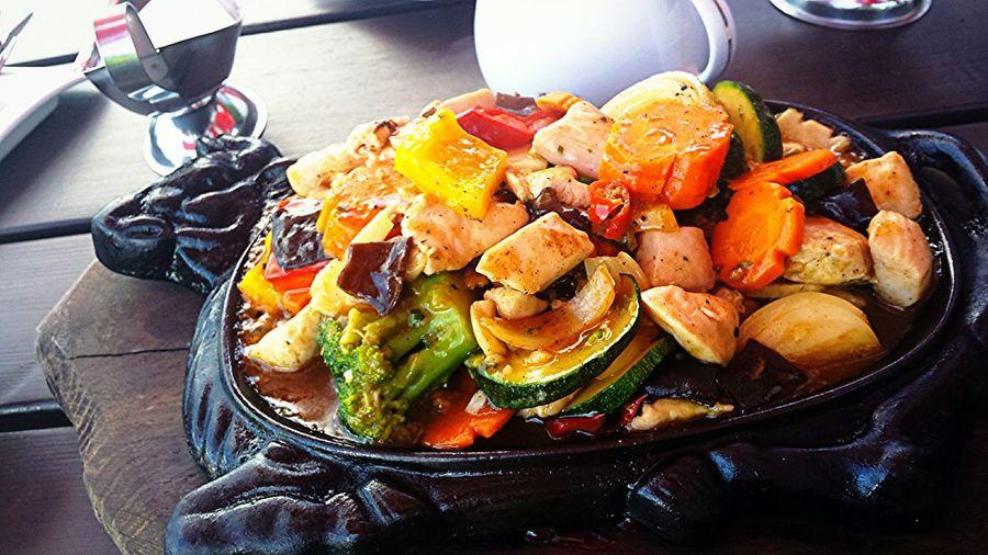 Healthy Eating Freshness Food And Drink Ready-to-eat Food No People Day Horizontal Rzeszów Dinner Time Diner Style Rzeszów Poland Polska Jedzenie Kuchniawietnamska Yamiyami na ostro ❗❗❗