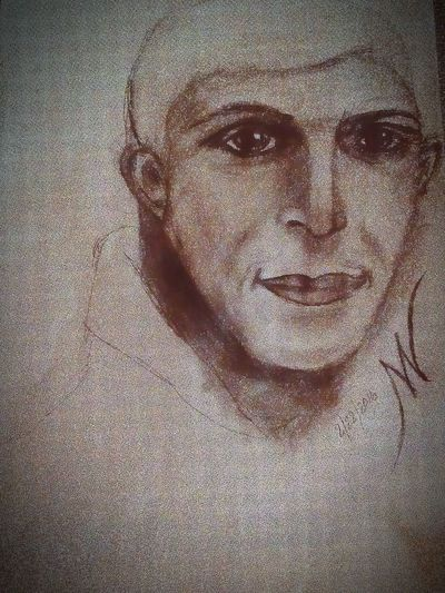 Pencil Sketch  Pencil Drawing Pencil Man B&W Portrait B&W✨