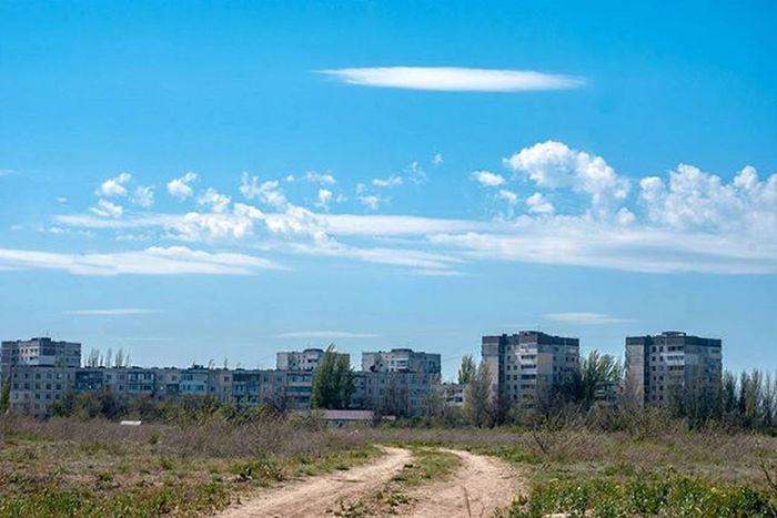 щелкино Крым отдых выходной Гуляю прогулки красиво небо весна