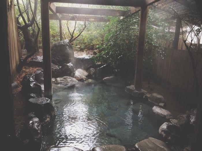 温泉 Relaxing Hot Spring