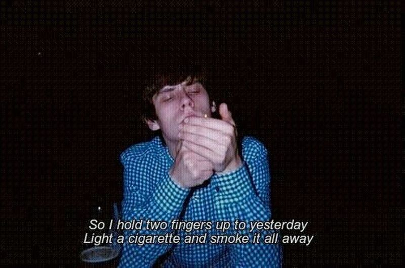 Enjoying Life Cigarettes Smoking Tumblr Boring Freedom Bullshit
