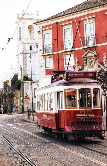 Lisbon's famous