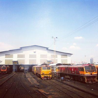 🚂 Bangkok รฟท รถไฟไทย