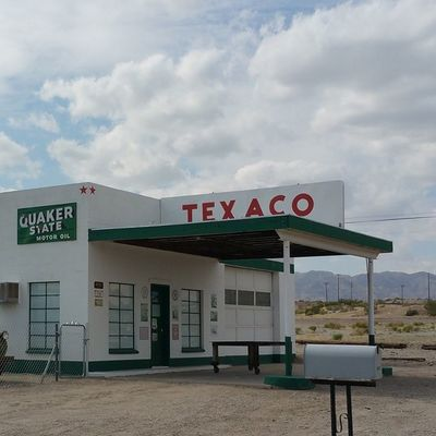 Old Texaco Station Urbanexploration Urbex Rurex Abandoned Ghosttown Needles California Mojave Desert Ig_urbex All_is_abandoned Forgottenplaces Tv_urbex Urbandecay