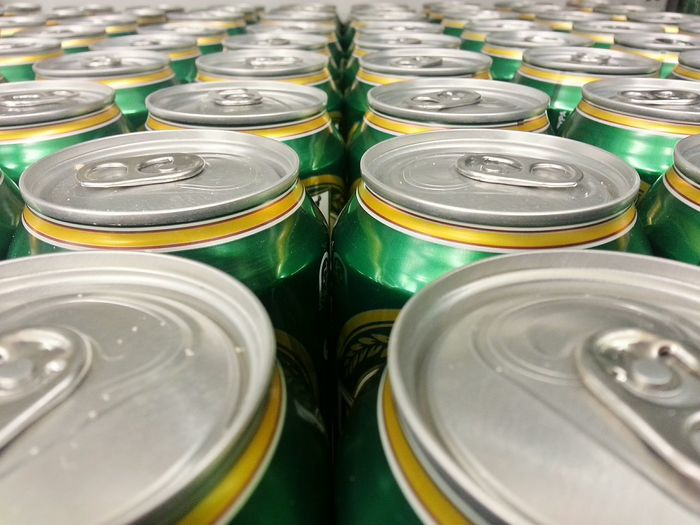 Enough 4 christmas? Beer Beers Aluminium Aluminium Can Aluminium Cans Easy-open Easy Open Pull Up Tin Can Tin Cans Packaging Stay Tab Stay-tab Canned Beer Canned