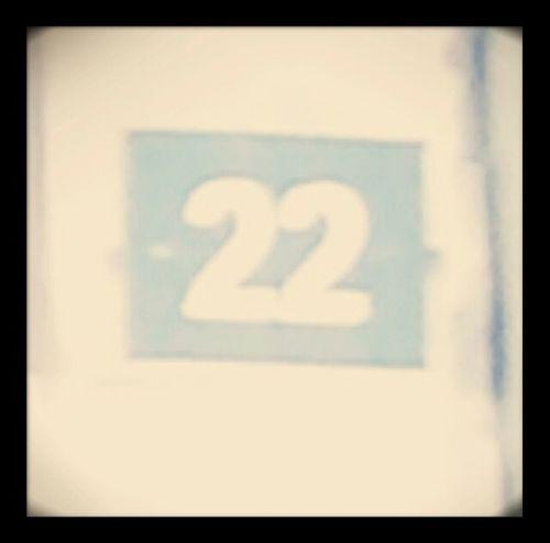 22 Number