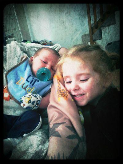 Lovingon Each Other