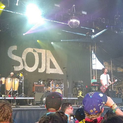 One of the best acts this weekend Soja Allgoodmusicfestival Followme Like Reggae Music Life Concert Allgoodmusicfestival2015 Guywiththepants Cleanvibes