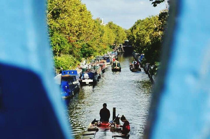 London Lifestyle Regents Canal Regentscanal Canal Little Venice Little Venice London Transportation Boats Livingonaboat London LONDON❤ London_only Londononly London Trip EyeEm LOST IN London