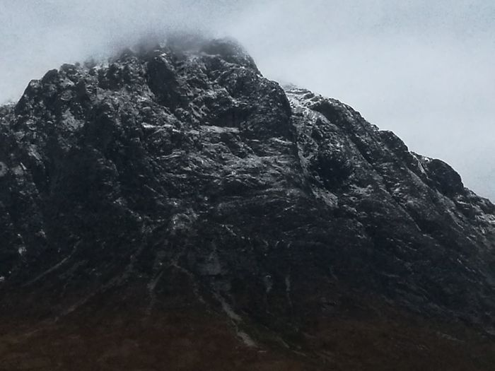 A Closer Look At Buachaille Etive Mor