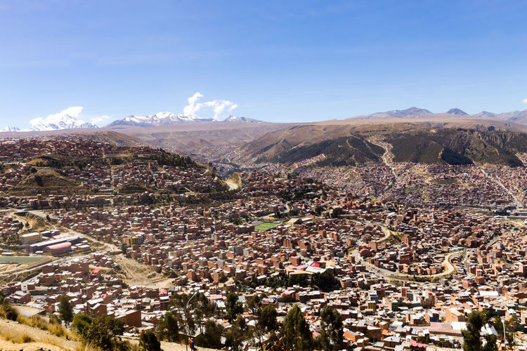 La Paz aerial view, Bolivia Mountain Architecture Nature Day City Environment Built Structure Landscape Sky High Angle View Building Exterior Outdoors La Paz La Paz, Bolivia Aerial View Bolivia El Alto El Alto, Bolivia Cityscape Cityscape Photography Cityscapes_collection South America Travel Destinations Landmark