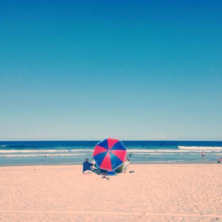 Beachphotography Umbrella