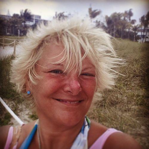 VenteuxMiami Floride Selfportrate USA #life is a beach