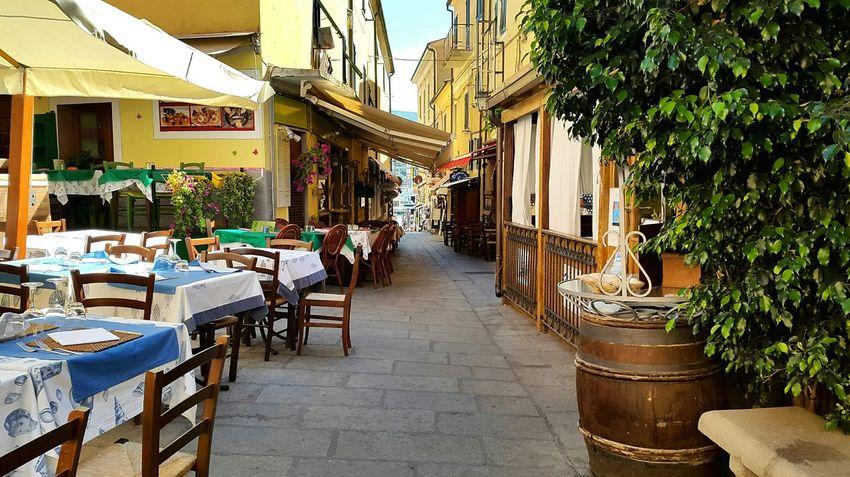 Porto Azzurro Isola D'Elba  Old Town Ristoranti