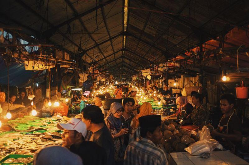 Showcase: February Pasar Minggu Morning Market Documentary Traditional Market Urbanphotography Lamp Fujifilm