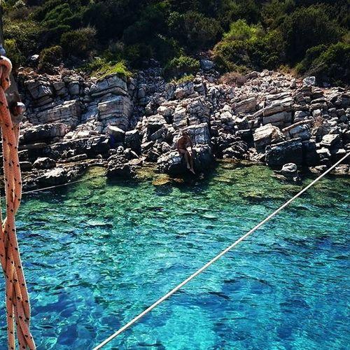 Orakkoyu Bodrum Türkiye Travel Sea Natur @d.boyukisa
