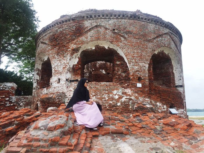 Hijab Moeslem Kelorisland INDONESIA Indonesia_photography Shortholiday