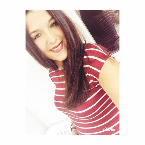 🔴😍 Me Lovedress  Red LovetHem Likelike Tagsforlike Tflrs Happiness Summer2k15 #followme #ciaone