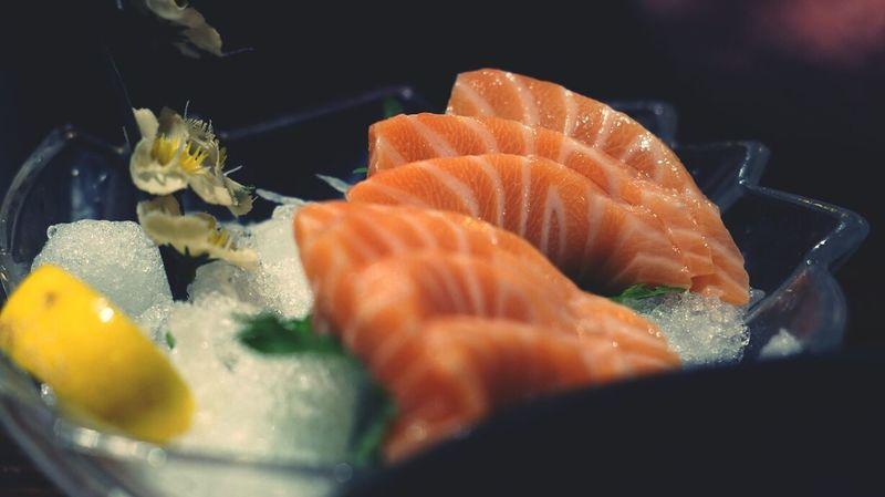 福島壽司 Sushi すし 厚切!!!!