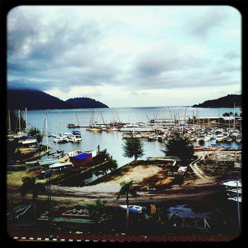 Yachts at marina lumut... visit malaysia year Enjoying Life First Eyeem Photo